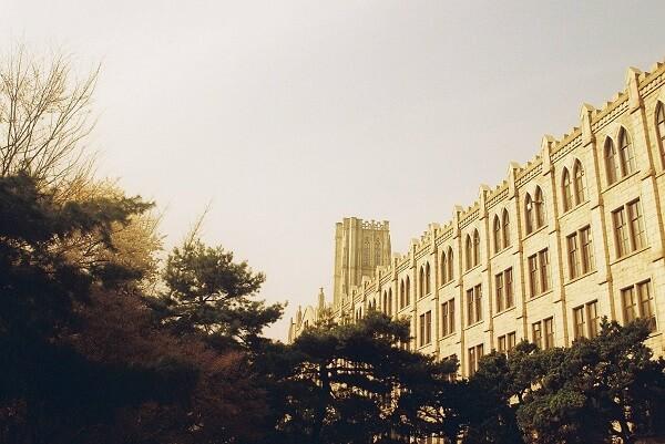 Khuôn viên trường đại học Kyung Hee đẹp nhất Hàn Quốc