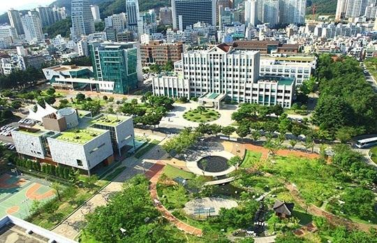 Đại học Pukyong - trường top đầu Hàn Quốc