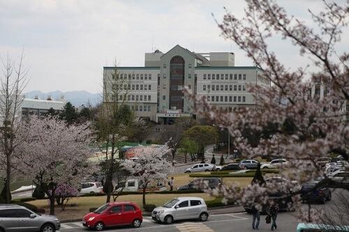 Tham Quan Đại Học Sangji Hàn Quốc - Du Học Hàn Quốc Line