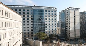 Tìm hiểu về ký túc xá trường đại học Sogang Hàn Quốc