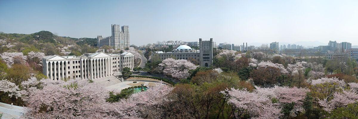 3 trường đại học đẹp nhất Hàn Quốc là gì