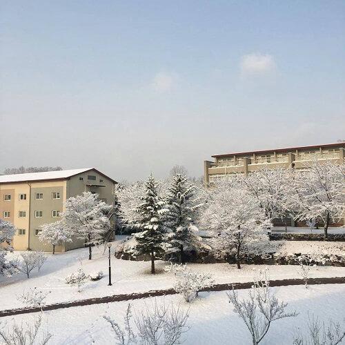Thông điệp từ chủ tịch trường đại học Chung Ang Hàn Quốc