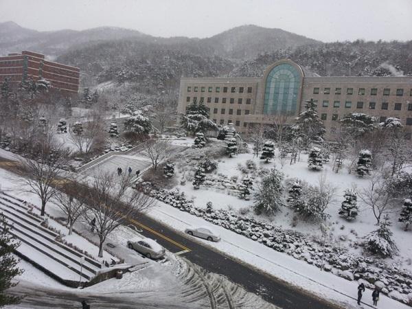 Giới thiệu về trường đại học Hanseo Hàn Quốc