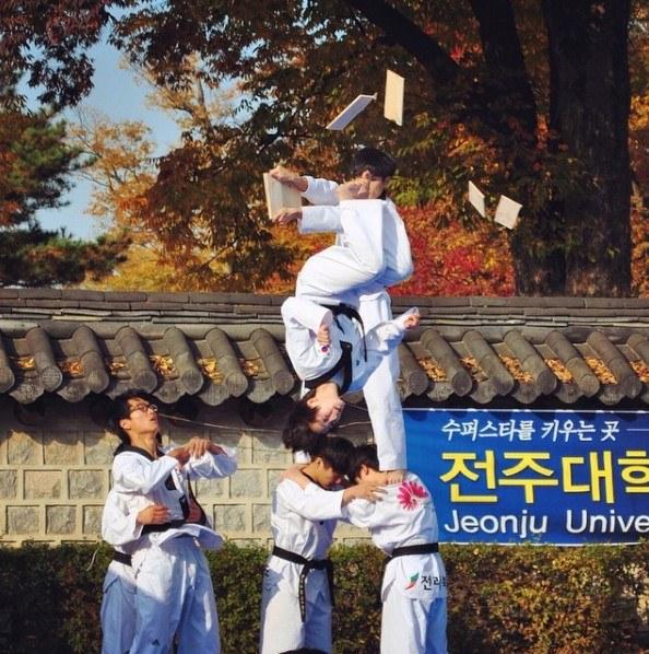 Trường đại học Jeonju đang đào tạo những ngành nào