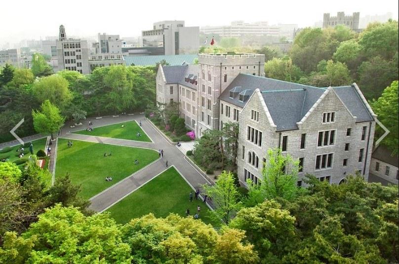 Điểm nổi bật của trường đại học Korea Hàn Quốc