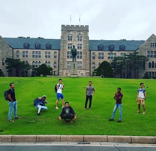 Học phí tại trường đại học Korea Hàn Quốc có đắt không?