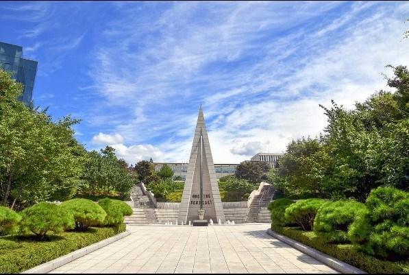 Cùng học tiếng Hàn Quốc tại trường Đại học Sogang
