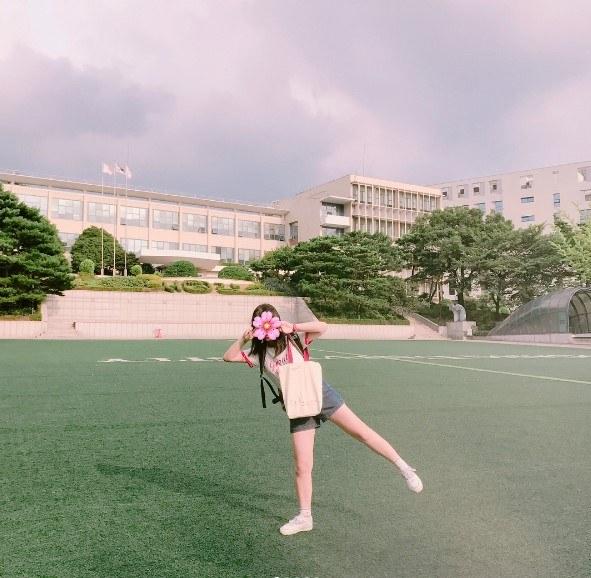 Tôi rất thích thời gian du học tại đại học Sogang