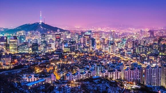 Điểm danh những thành phố lớn của Hàn Quốc