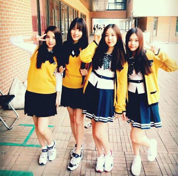 Một ngày học tập của sinh viên Hàn Quốc như thế nào?