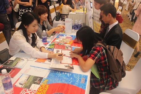 Tìm hiểu điều kiện nhập qua các buổi hội thảo du học Hàn Quốc