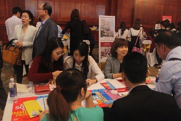 Hội thảo du học Hàn Quốc: Nhìn nhận khách quan về chương trình đào tạo ở Hàn Quốc