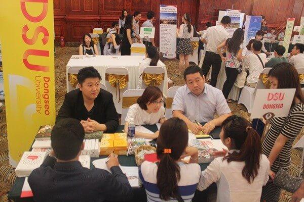 2 lý do thuyết phục bạn tham gia các buổi hội thảo du học Hàn Quốc