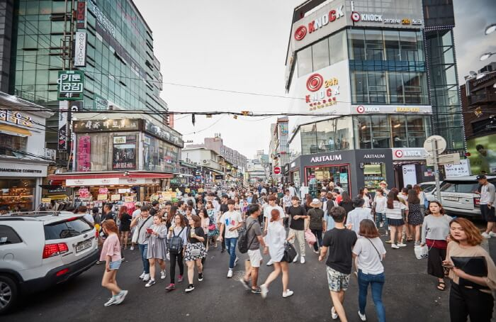 Bốn địa điểm ăn chơi ở bốn làng đại học nổi tiếng Seoul