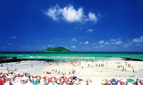Khám phá những bãi biển đẹp nhất tại Hàn Quốc
