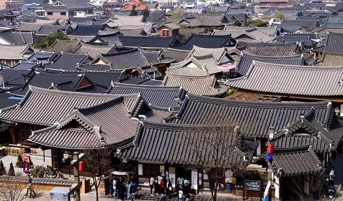 Thành phố Jeonju – Nơi tinh hoa văn hóa Hàn Quốc hội tụ