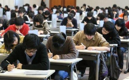 Tìm hiểu kỳ thi áp lực nhất cuộc đời học sinh Hàn Quốc