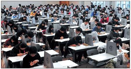 Bí mật đằng sau đề thi đại học tại xứ kim chi