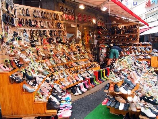 Những giao tiếp cơ bản bạn cần biết khi đi mua hàng tại Hàn