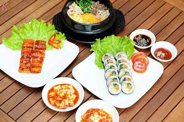 Là du học sinh Hàn Quốc nhất định phải biết đi chợ nấu cơm.