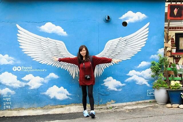 Khám phá nghệ thuật đường phố qua góc nhìn của du học sinh