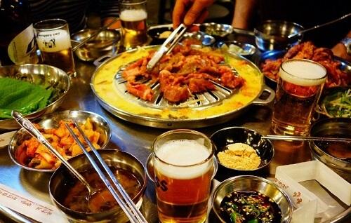 Khám phá ẩm thực ban đêm tại lòng thủ đô Seoul