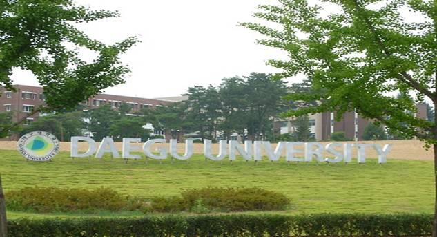 đại học Deagu