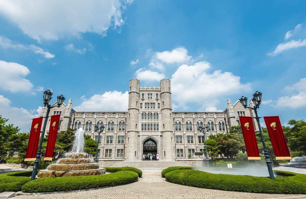 THÔNG TIN TUYỂN SINH CỬ NHÂN VÀ THẠC SĨ NĂM 2021-Trường Đại Học Korea