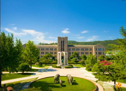 THÔNG TIN TUYỂN SINH CỬ NHÂN VÀ THẠC SĨ NĂM 2021-Trường Đại Học Dongguk