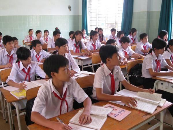 Đưa chương trình dạy tiếng Hàn vào cấp THCS và THPT