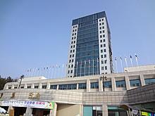trường đại học Daegu-toàn nhà điều hành