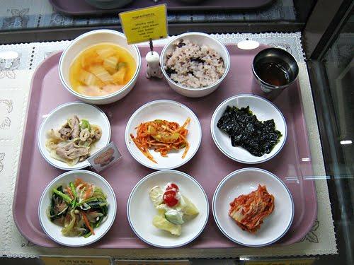 Cùng tìm hiểu về các nhà ăn tại trường Đại học Quốc gia Seoul