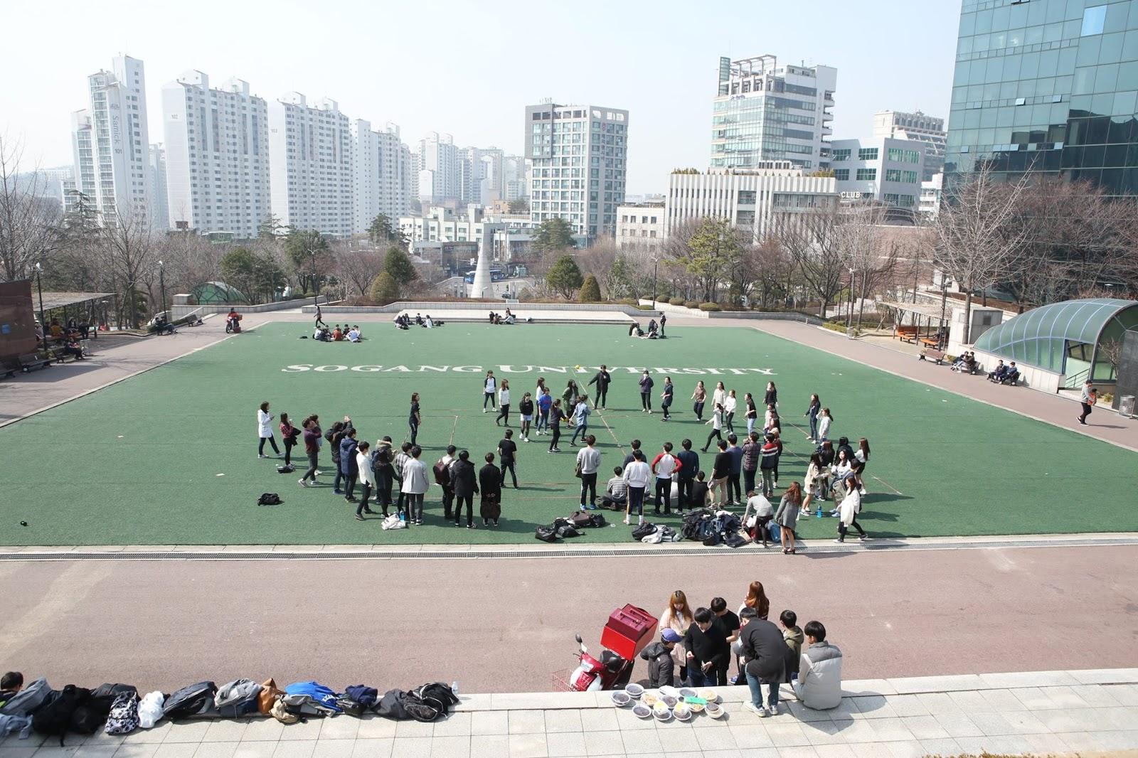 Sự kiện sinh viên của trường đại học Sogang có gì nổi bật?