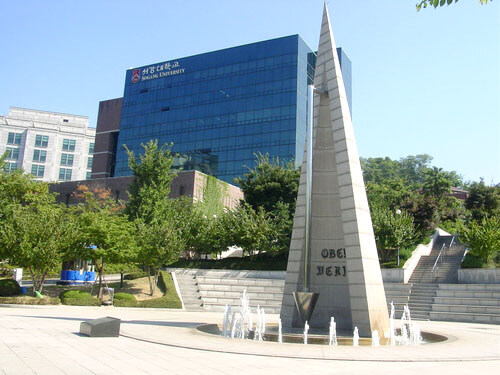 Đại học Sogang top đầu các trường đại học