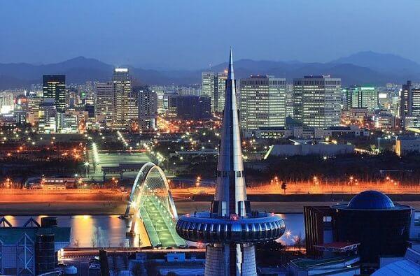 Thành phố Daejeon – trung tâm khoa học, công nghệ của Hàn Quốc