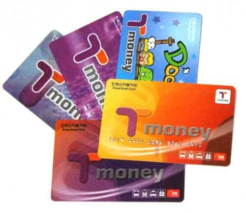 Các loại thẻ cần mang theo bên mình khi đi du học Hàn Quốc