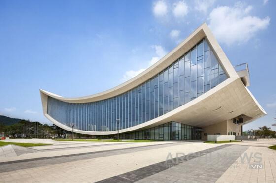 Thư viện quốc gia Hàn Quốc có nét độc đáo gì?