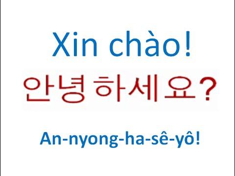 Những đặc điểm thú vị có thể bạn chưa biết của tiếng Hàn