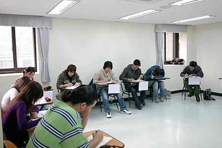 trường ĐH Hongik1