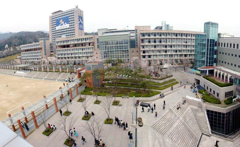 Đại học Kookmin có thế mạnh đào tạo ngành gì?