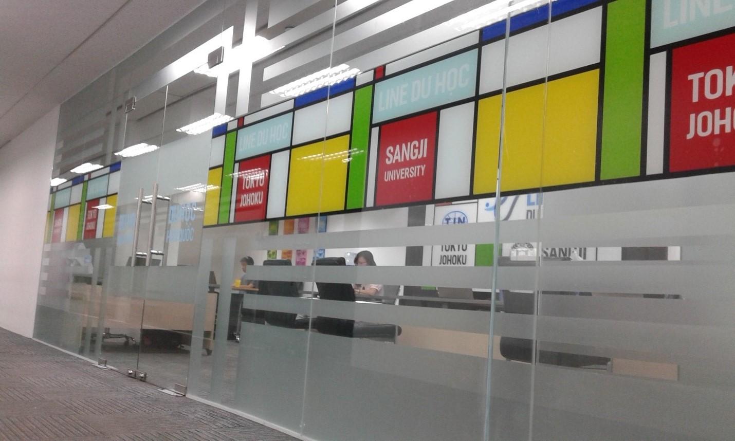 Công ty tư vấn du học Hàn Quốc Line