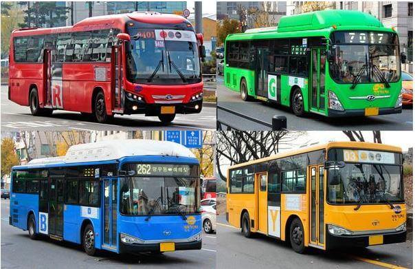 Phương tiện giao thông ở Hàn Quốc như thế nào?